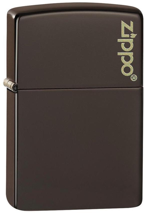 Zippo Classic Logo Lighter