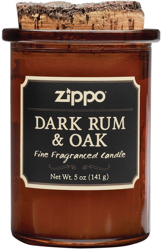 Zippo Spirit Candle Dark Rum/Oak