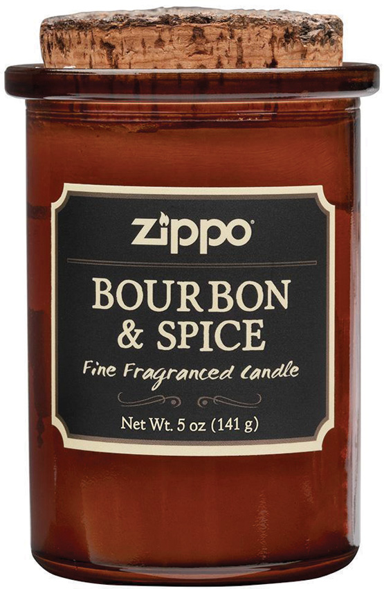 Zippo Spirit Candle Bourbon/Spice