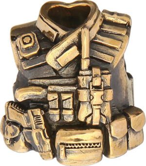 Bastinelli Creations Body Armor Bead
