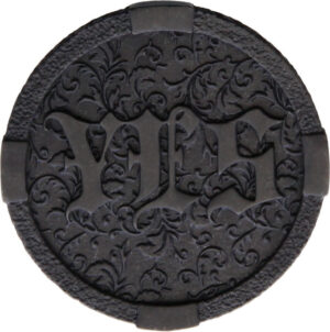 Bastinelli Creations Bronze Yes/No Coin