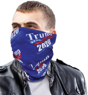 Donald Trump Re-Election Trump 2020 Tube Headwrap
