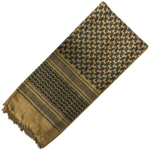 Pathfinder Tactical Shemagh Scarf Coyote