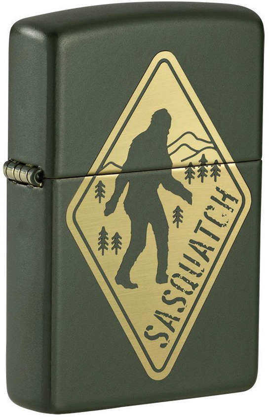 Zippo Sasquatch Lighter