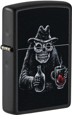 Zippo Bar Skull Lighter