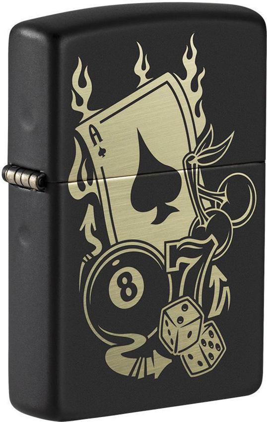 Zippo Gambling Lighter