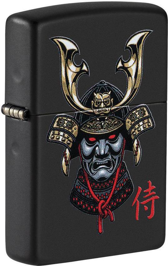 Zippo Samurai Helmet Lighter