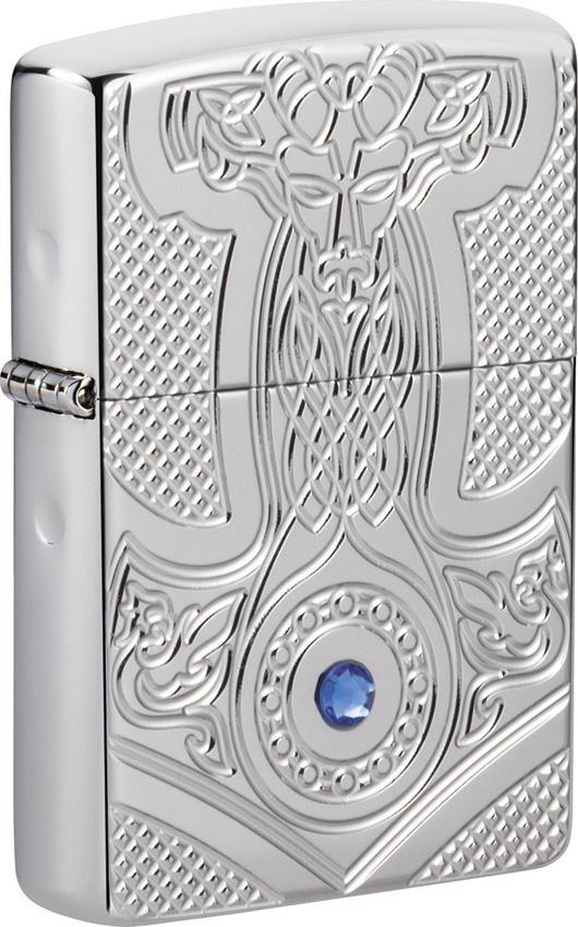 Zippo Medieval Design Lighter