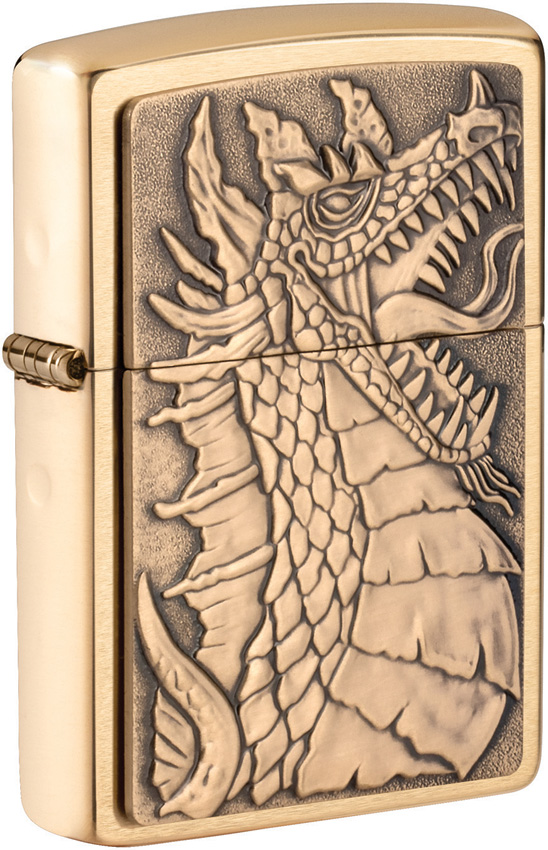 Zippo Dragon 1 Emblem Lighter