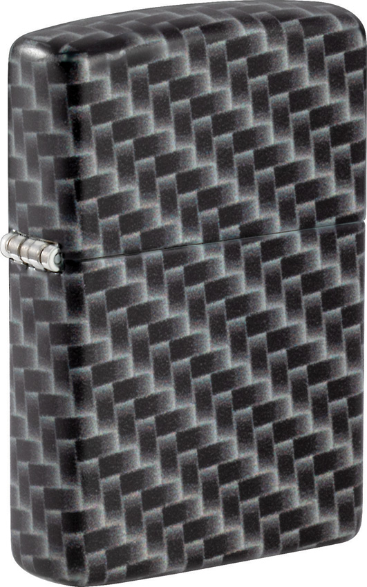 Zippo Carbon Fiber Design Lighter