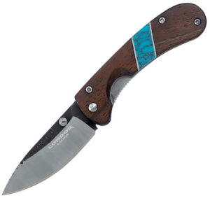 Condor Blue River Hunter Linerlock (3″)