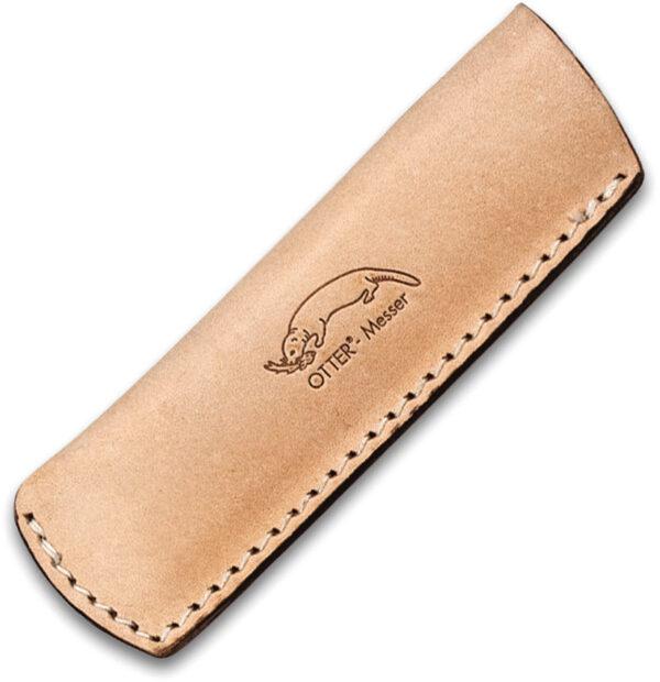 OTTER-Messer Mercator Leather Sheath