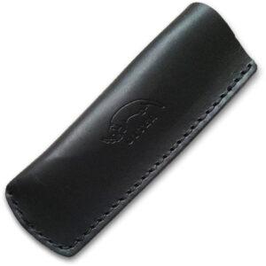 OTTER-Messer Mercator Leather Case Black