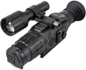 Sightmark Wraith HD 2-16x28mm Riflescope