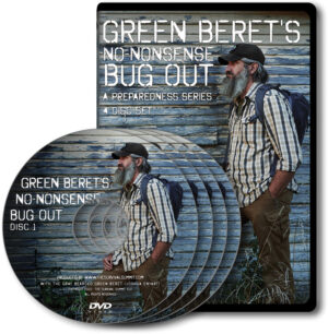 The Survival Summit Green Berets Bug Out DVD