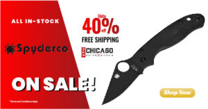 Spyderco Knives, Spyderco knives for sale, spyderco