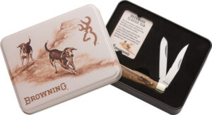 Browning Classic Trapper With Tin