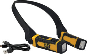 Caterpillar Rechargeable Necklight 300