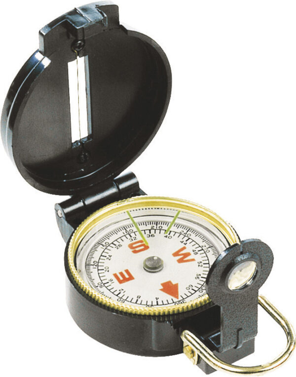 Fox Bussola Compass Plastic