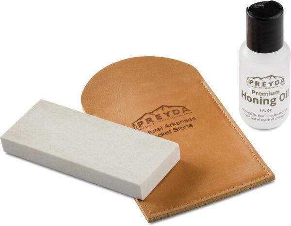 RH Preyda Arkansas Pocket Stone