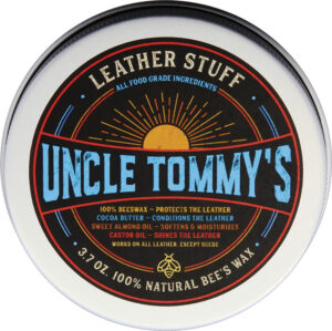 Uncle Tommy's Stuff Leather Stuff