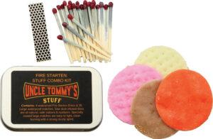 Uncle Tommy's Stuff Fire Starten Stuff Combo Kit