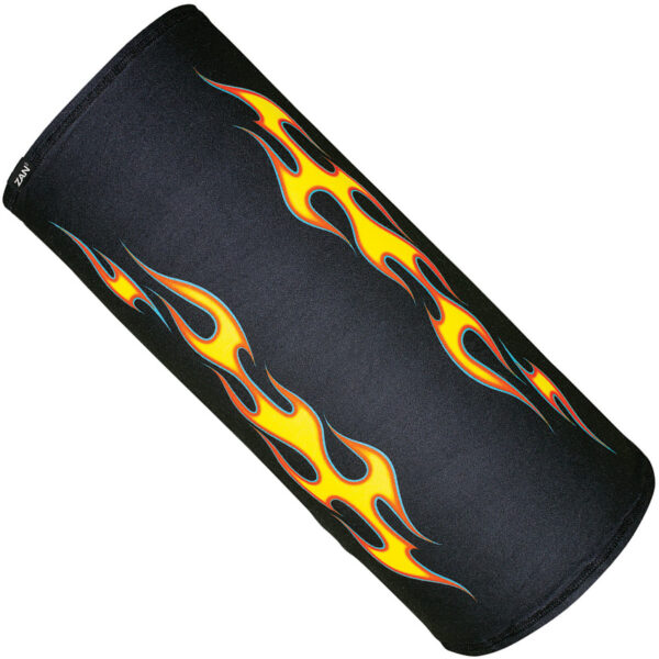 Zan Headgear SportFlex Motley Tube Flame