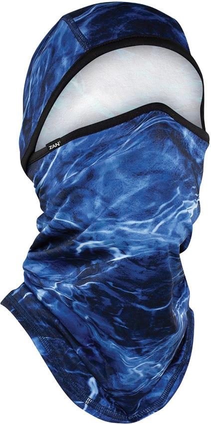 Zan Headgear Convertible Balaclava Aqua