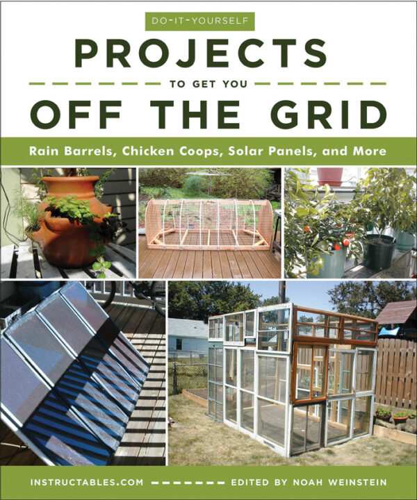 Books Off Grid DIY Projects