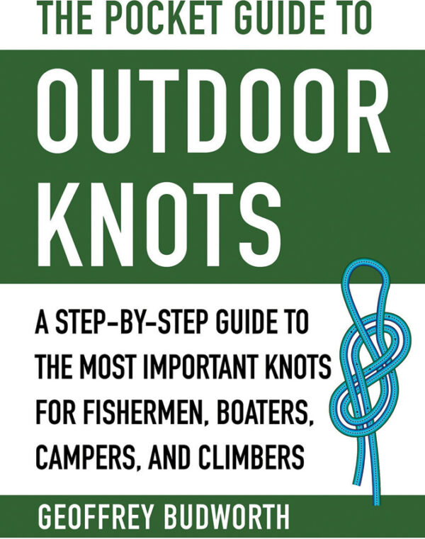 Books Pocket Guide Outdoor Knots