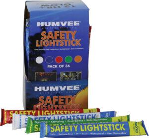 Humvee 6″ Safety Glow Stick 36 Pk