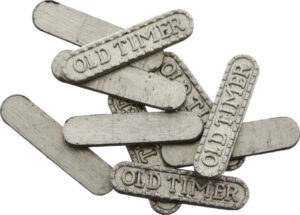 Knifemaking Shield Old Timer
