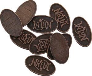 Knifemaking NRHA Shield