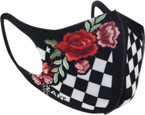 Zan Headgear Face Mask Two Pack Floral