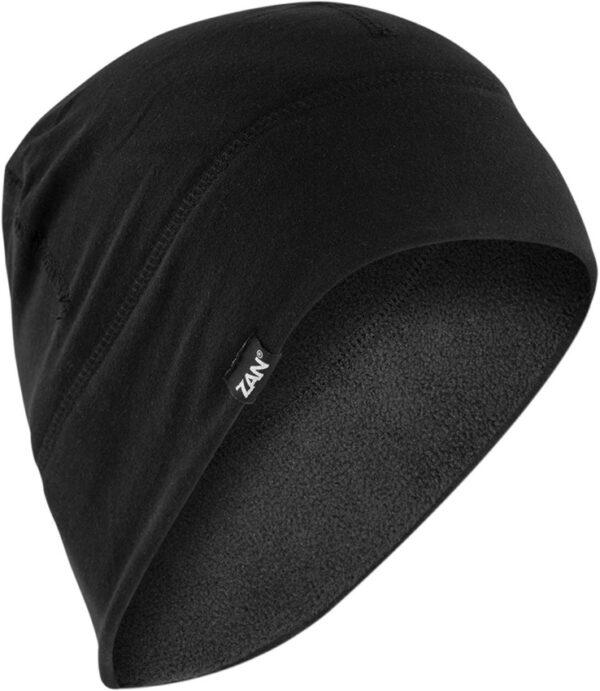 Zan Headgear Sport Helmet Liner/Beanie Blk