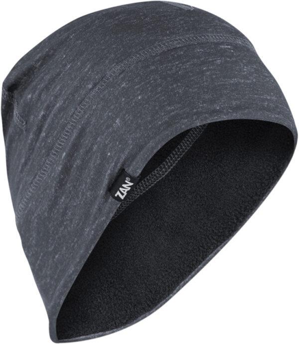 Zan Headgear Sport Helmet Liner/Beanie Gry