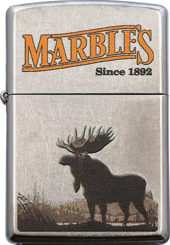 Marbles Moose Zippo Lighter