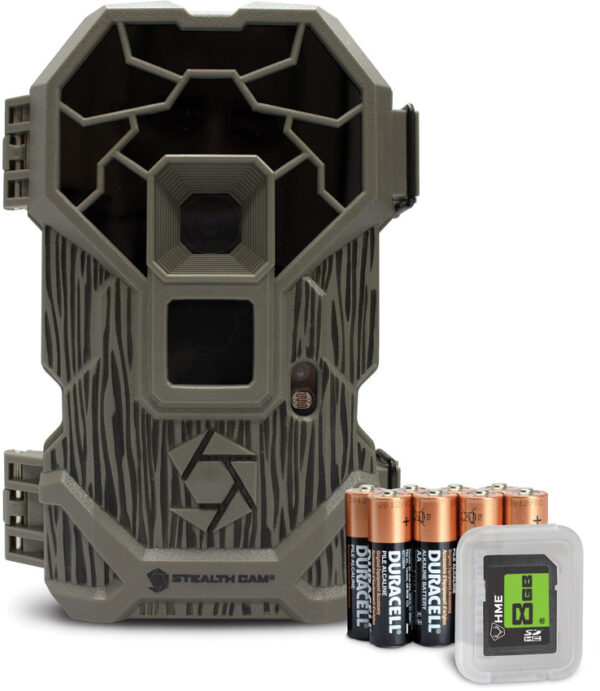 Stealth Cam Pro Series IR Trail Camera Kit