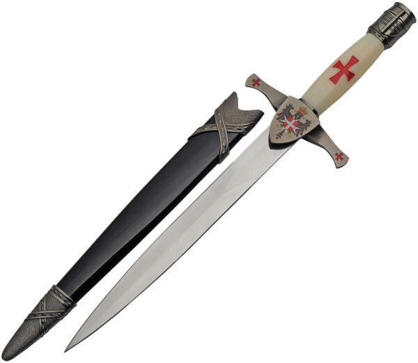 China Made Crusader Dagger (9.5″)