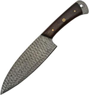 Damascus Chefs Knife Damascus (6″)