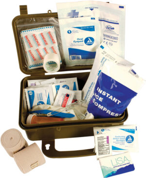 Red Rock Outdoor Gear General Purpose First Aid Kit