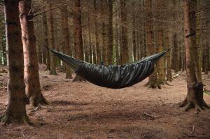 Snugpak Hammock Under Blanket