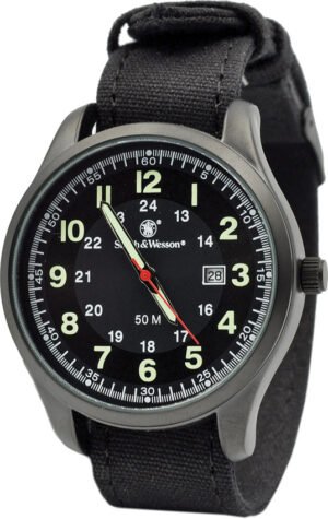Smith & Wesson Cadet Watch Green