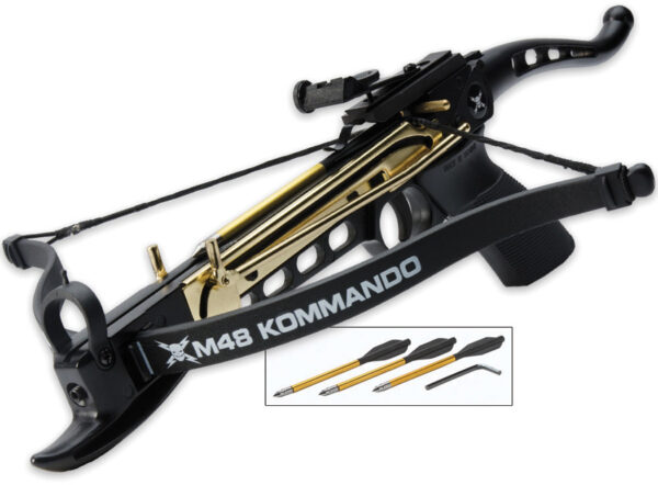 United Cutlery Self-Cocking Pistol Crossbow