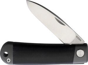 Wesn Goods The Henry Slip Joint Black (2″)