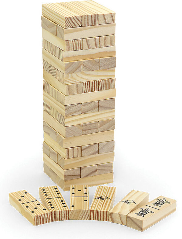 Coghlan's 3-in-1 Tower Game