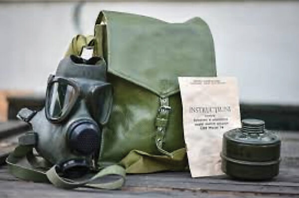 Miscellaneous Hungarian M74 Gas Mask