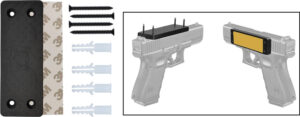 Streetwise Products Streetwise Gun Magnet