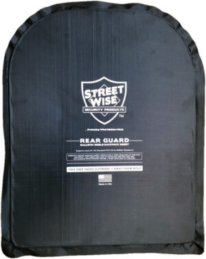 Streetwise Products Rear Guard Ballistic Shield 10