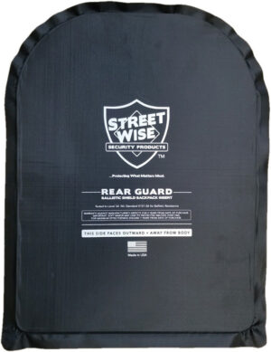 Streetwise Products Rear Guard Ballistic Shield